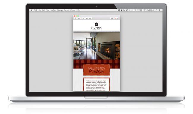 Digital Marketing Nonn's Insiders List - Fall-Ready Email Design