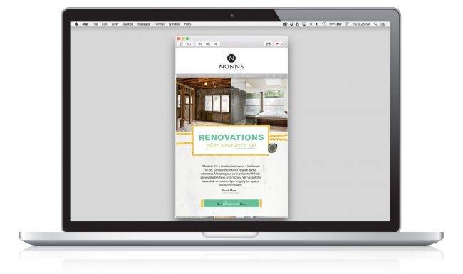 Digital Marketing Nonn's Insiders List - Renovation