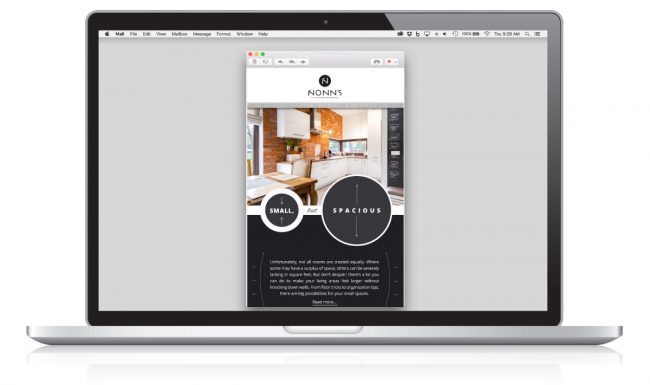Digital Marketing Nonn's Insiders List - Small Spaces