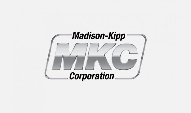Metallic Logo Design Madison-Kipp Corporation