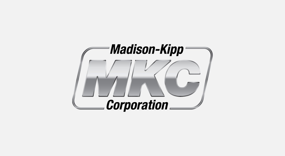 Madison-Kipp Corporation - Metallic Logo Design