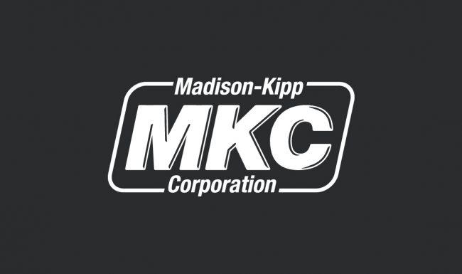 Reversed Logo Design - Madison-Kipp Corporation