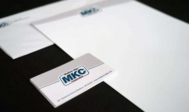 Madison-Kipp Corporation - Stationery Design