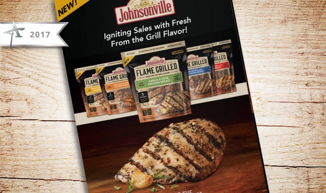 Sales Collateral Design - Johnsonville