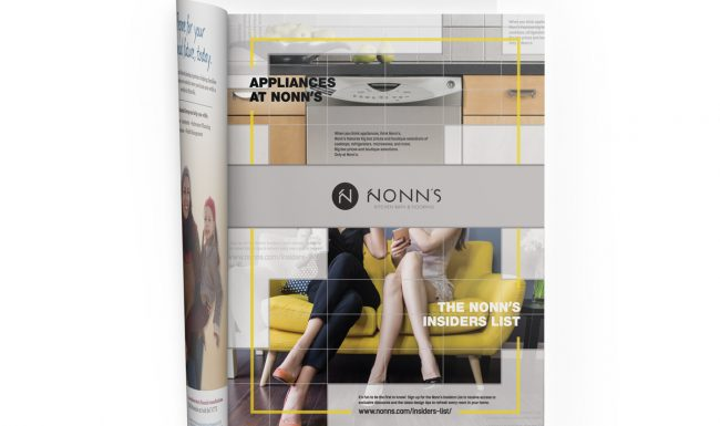 Print Advertising - Nonn's 2017 Appliances