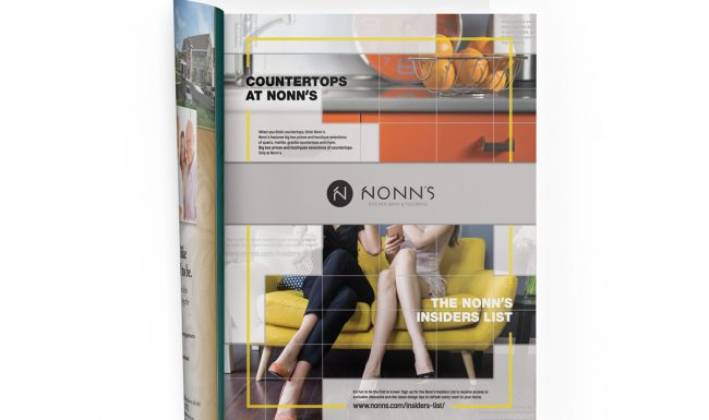 Print Advertising - Nonn's 2017 Countertops