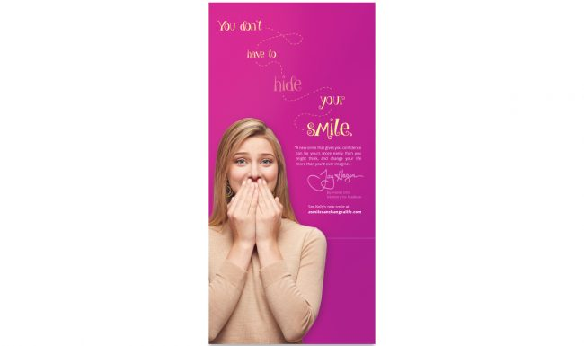 Print Advertising - Dentistry for Madison - Kelly