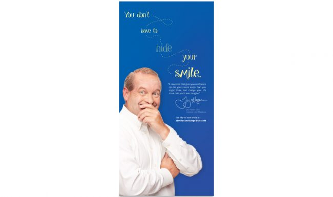 Print Advertising - Dentistry for Madison - Mark