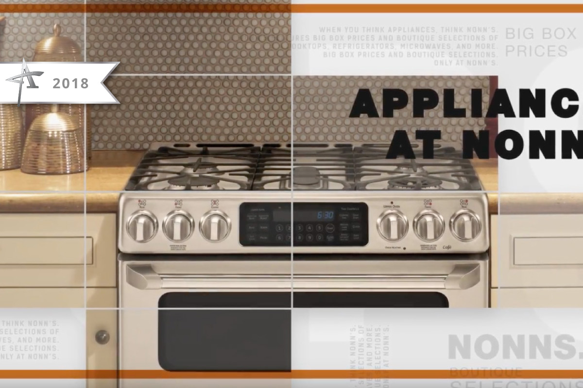 Appliances at Nonn's - Television Advertising
