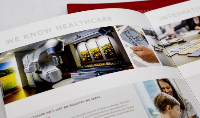 Erdman - Brochure Graphic Design