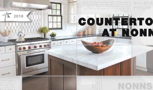 Countertops at Nonn's - Television Advertising