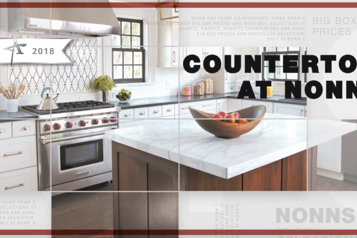 Countertops at Nonn's - Television Advertising