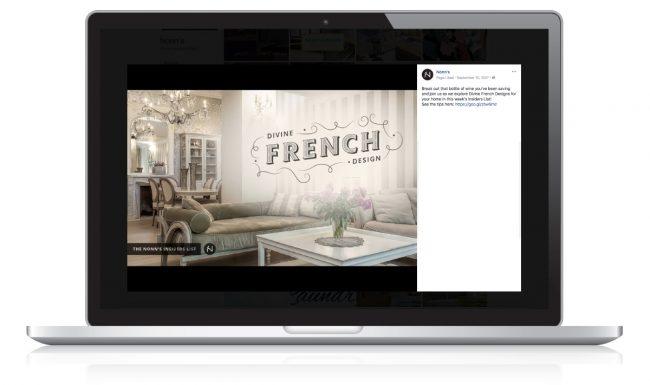 Insiders List - Divine French Design - Social Design