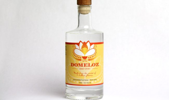 Domeloz Bottle Packaging Design