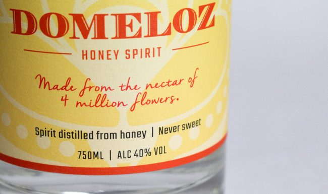 Domeloz Packaging Design Detail