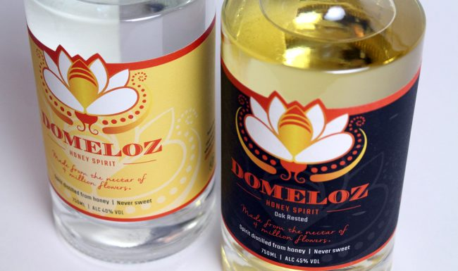 Domeloz Spirit Label Designs