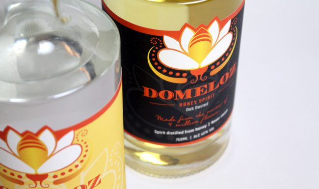 Domeloz Spirit Packaging Designs