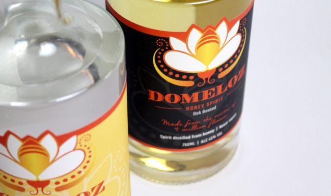 Domeloz Spirit Packaging Designs