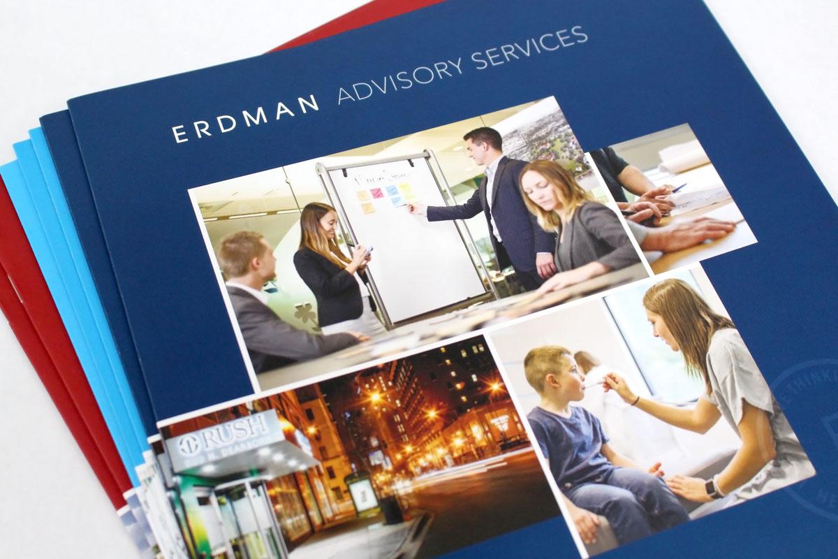 Erdman - Brochure Design Campaign