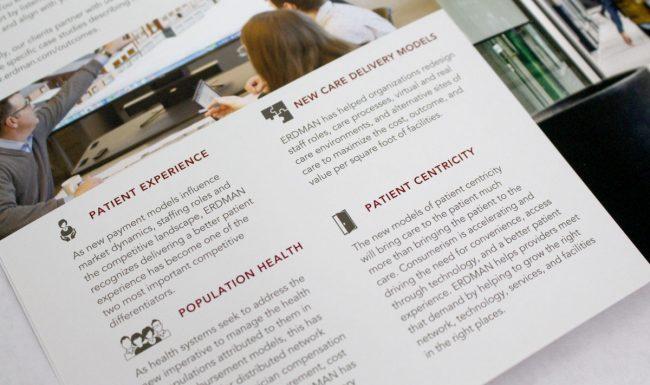 Erdman Brochure Advertising - Interior