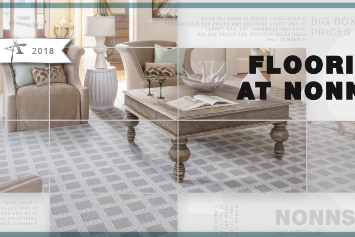 Flooring At Nonn's - Television Advertising 2017