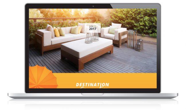 Insiders List - Destination Staycation - Website Design