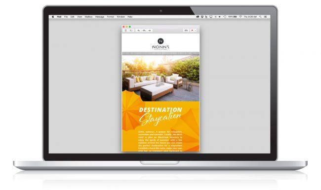 Insiders List - Destination Staycation - Email Marketing