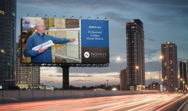 Nonn's 2018 - Billboard Design Advertising