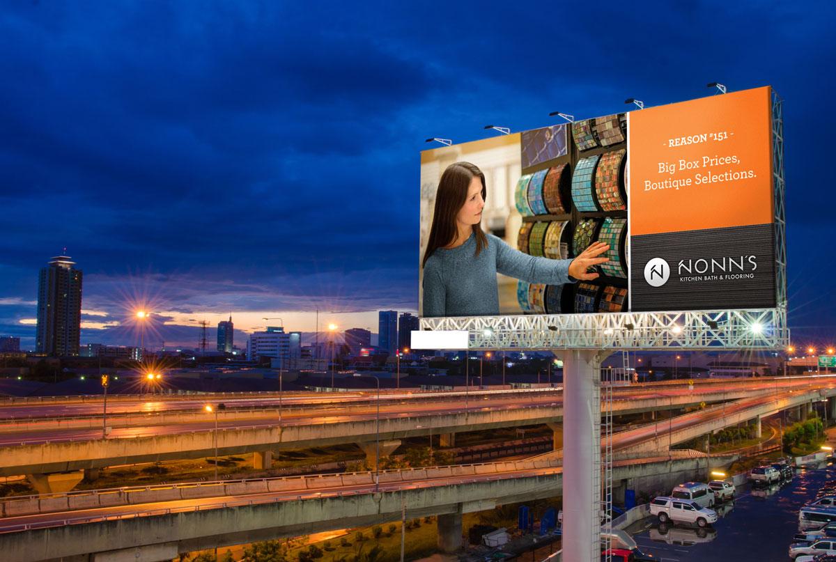 Nonn's 2018 - Billboard Design