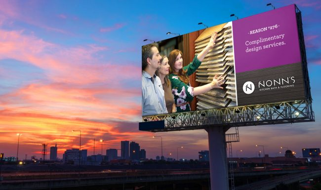 Nonn's 2018 - Outdoor Advertising