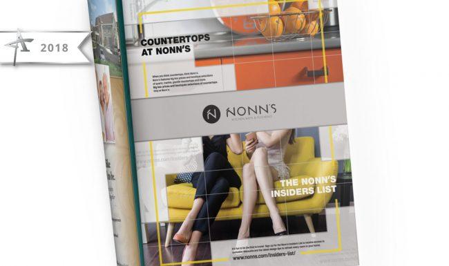 Nonn's Magazine Advertising 2018 ADDY
