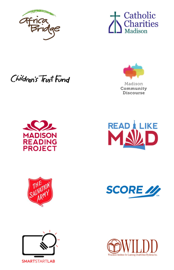 Charitable Brands We've Worked With - Mobile