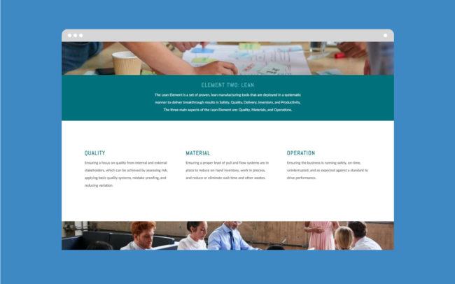 Lean Focus Web Design - 5