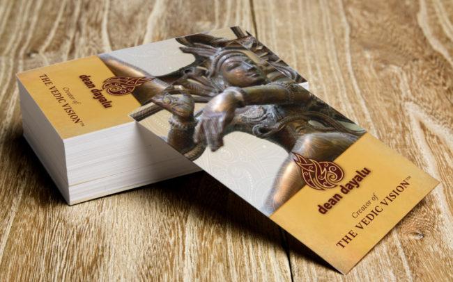 Dean Dayalu Business Card