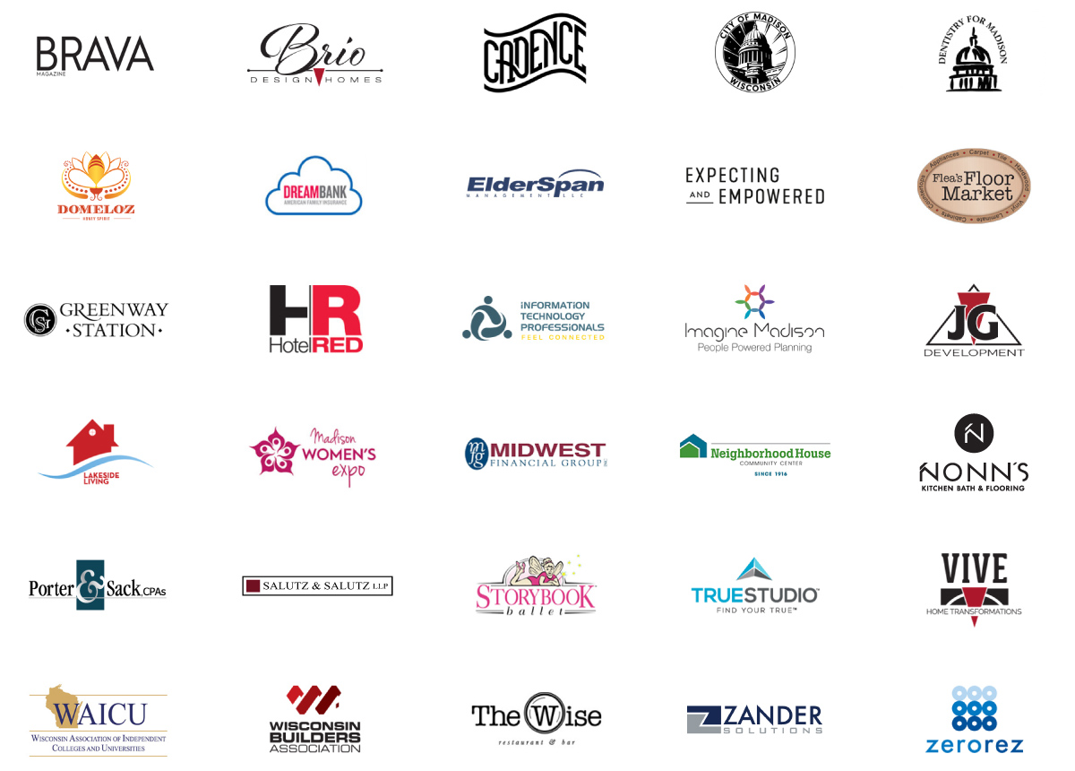 Regional & Local Brands We've Worked With