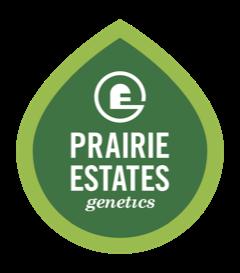 Prairie Estates Genetics Logo